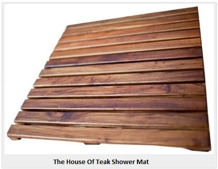 Teak Shower Mats Review
