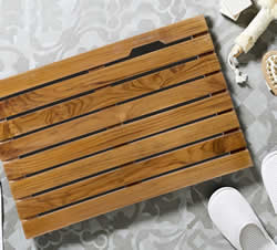 teak flooring sturdy