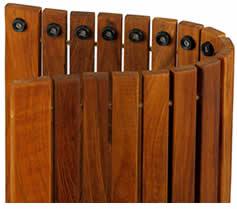 wood mat