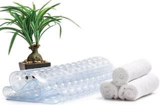 Non-slip bath mat for babies