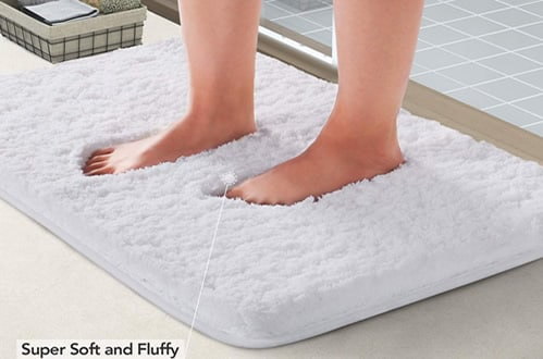 Quick Dry Bath Mats Top 8 Most