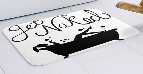 Dream cloud get naked bathroom rug