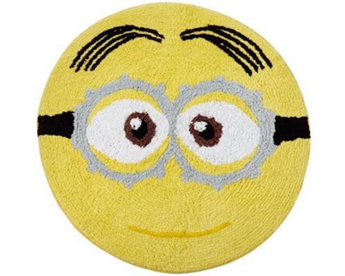 Minion bath mat