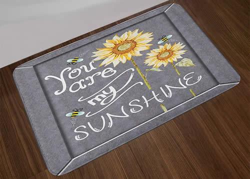 You're my sunshine mat